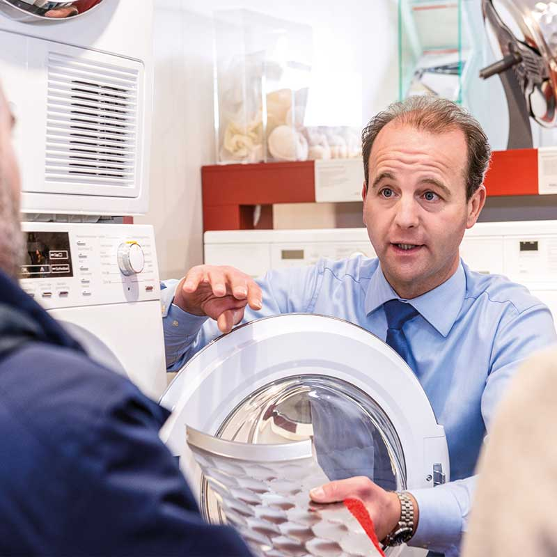 Quick response commercial laundry repair Leeds