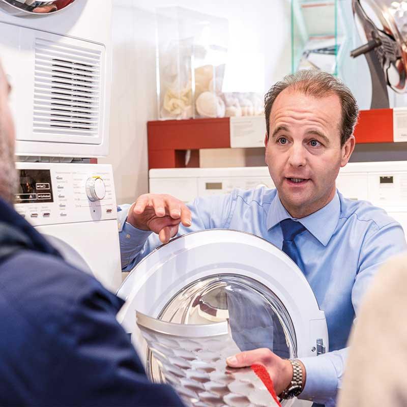 Quick response commercial laundry repair Leeds