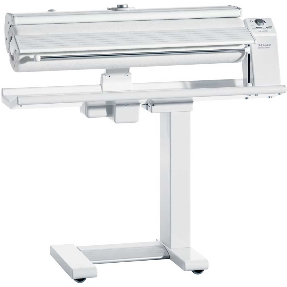 Miele commercial rotary ironer suitable for B&B's, care homes and NHS, hospitals