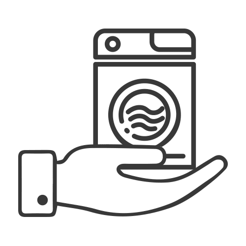 Buy commercial laundry equipment