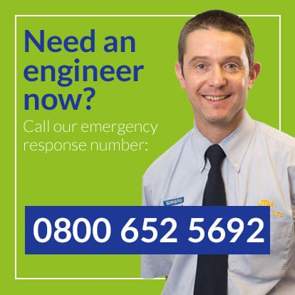 Request an emergency commercial laundry engineer.