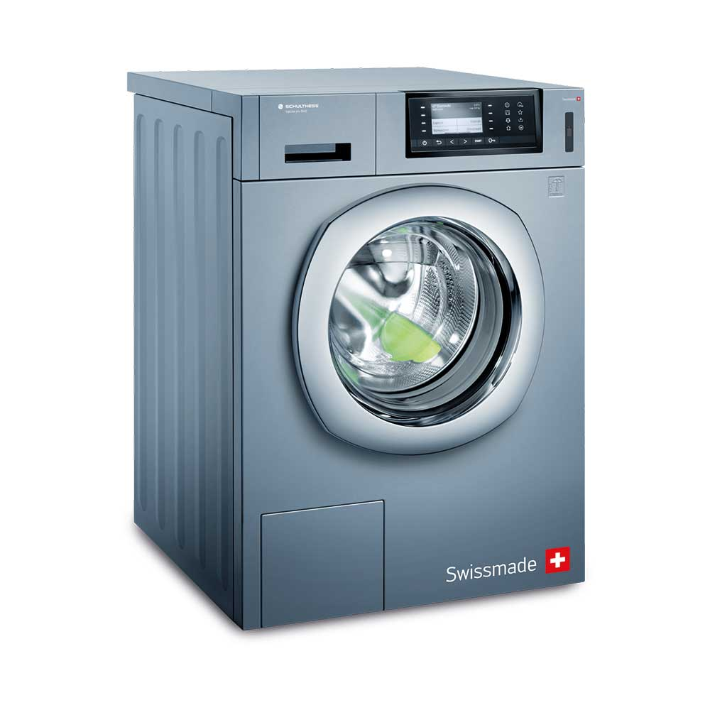 Small commercial washing machine suitable for vets, care homes, hospitals, nursing homes and social housing.