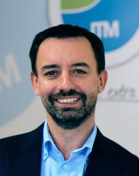 Paul Wood, managing Director, JTM Service