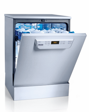 Buy or lease commercial washing machines for infection control of cleaning equipment