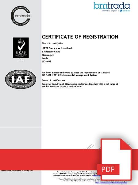 Certifications 1