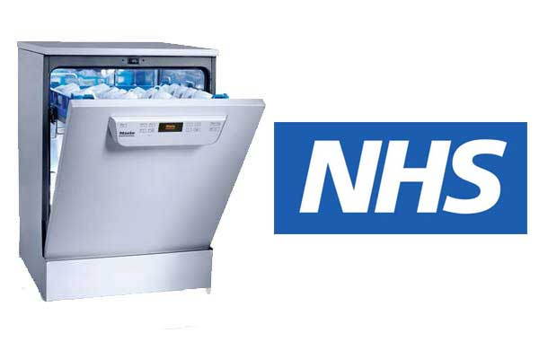 Thermally Disinfecting Dishwashers in the NHS 2