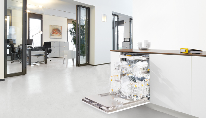 The New Range of Miele ProfiLine Dishwashers for Commercial Use Are Now Available! 9